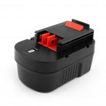Аккумулятор для Black & Decker BDG, 14.4V, 1.5Ah, Ni-Cd, TopOn