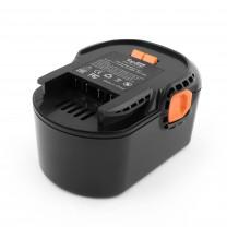 Аккумулятор для AEG BBM, 14.4V, 1.5Ah, Ni-Cd, TopOn