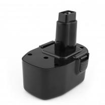 Аккумулятор для Black & Decker CD, 14.4V, 1.3Ah, Ni-Cd, TopOn