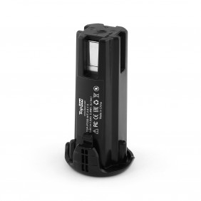Аккумулятор для Hitachi DB3DL, 3.6V, 1.5Ah, Li-Ion, TopOn