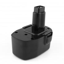 Аккумулятор для Black & Decker CD, 14.4V, 2.1Ah, Ni-Mh, TopOn