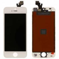 Дисплей для iPhone 5 + тачскрин белый, оригинал