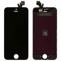 Дисплей для iPhone 5 + тачскрин черный, оригинал