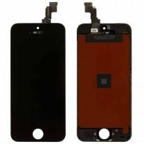 Дисплей для iPhone 5C + тачскрин черный, оригинал