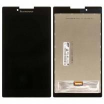 Дисплей для Lenovo Tab 2 A7-30HC + тачскрин черный
