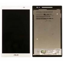 Дисплей для Asus Zenpad 8.0 Z380 + тачскрин белый