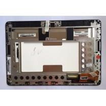 Дисплей для Asus MeMo Pad ME301T 8V + тачскрин с рамкой