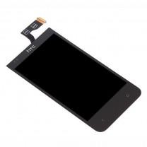 Дисплей для HTC Desire 300 + тачскрин черный