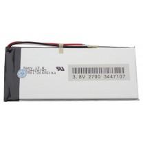 Литий-полимерный аккумулятор 3.4X47X107mm 3.7V 2700mAh