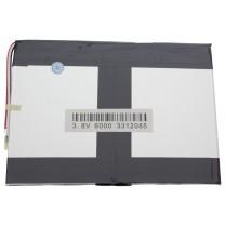 Литий-полимерный аккумулятор 3.3X120X85mm 3.7V 6000mAh