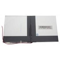 Литий-полимерный аккумулятор 2.8X184X96mm 3.7V 6000mAh