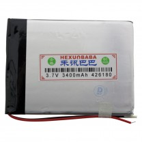 Литий-полимерный аккумулятор 4.2X61X80mm 3.85V 3400mAh