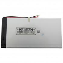 Литий-полимерный аккумулятор 3.5X72X141mm 3.7V 5000mAh