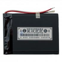 Литий-полимерный аккумулятор 3.9X58X78mm 3.8V 3000mAh