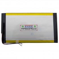 Литий-полимерный аккумулятор 3.0X86X158mm 3.7V 5600mAh