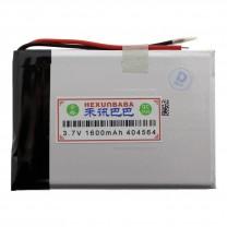 Литий-полимерный аккумулятор 4.0X45X64mm 3.7V 1600mAh