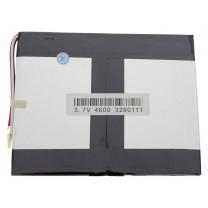 Литий-полимерный аккумулятор 3.2X90X111mm 3.7V 4600mAh