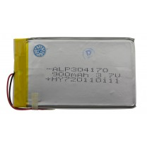 Литий-полимерный аккумулятор 3.0X41X70mm 3.7V 900mAh
