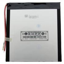 Литий-полимерный аккумулятор 2.8X96X105mm 3.8V 4800mAh
