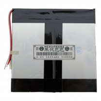 Литий-полимерный аккумулятор 3.4X98X98mm 3.8V 5600mAh