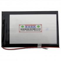 Литий-полимерный аккумулятор 3.6X78X123mm 3.85V 5600mAh