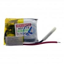Литий-полимерный аккумулятор 4.0X12X15mm 3.7V 45mAh