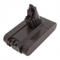 Аккумулятор для пылесоса Dyson Vacuum Cleaner DC58, 21.6V, 1500mAh, Ni-MH, TopOn