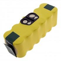 Аккумулятор для робота-пылесоса iRobot Roomba 500, 14.4V, 3300mAh, Ni-MH, TopOn