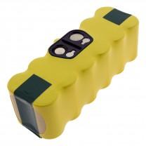 Аккумулятор для робота-пылесоса iRobot Roomba 500, 14.4V, 4000mAh, Ni-MH, TopOn