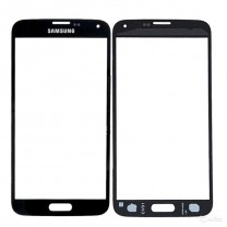 Стекло для дисплея Samsung Galaxy S5 mini SM-G800F черное