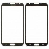 Стекло для дисплея Samsung Galaxy Note 2 N7100 серое