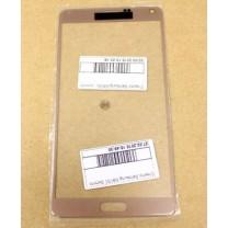 Стекло для дисплея Samsung Galaxy Note 4 SM-N910C золотое